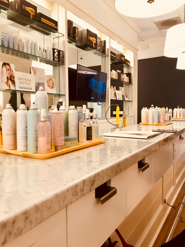 Dry Bar Styling Tools and Products