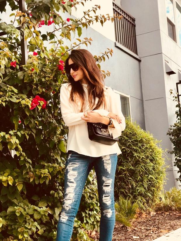 Spring street fashion 2018