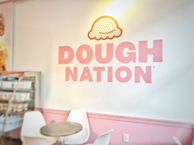 Dough Nation cookie dough in Tampa, Fl