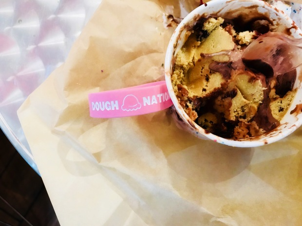 Sweet Cookie Dough from Dough Nation