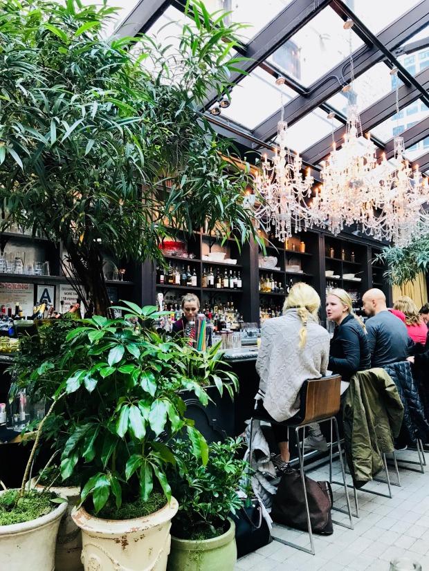 NoMo Soho Bar in NYC
