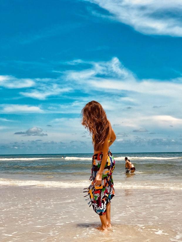 Florida Summer Beach Trip